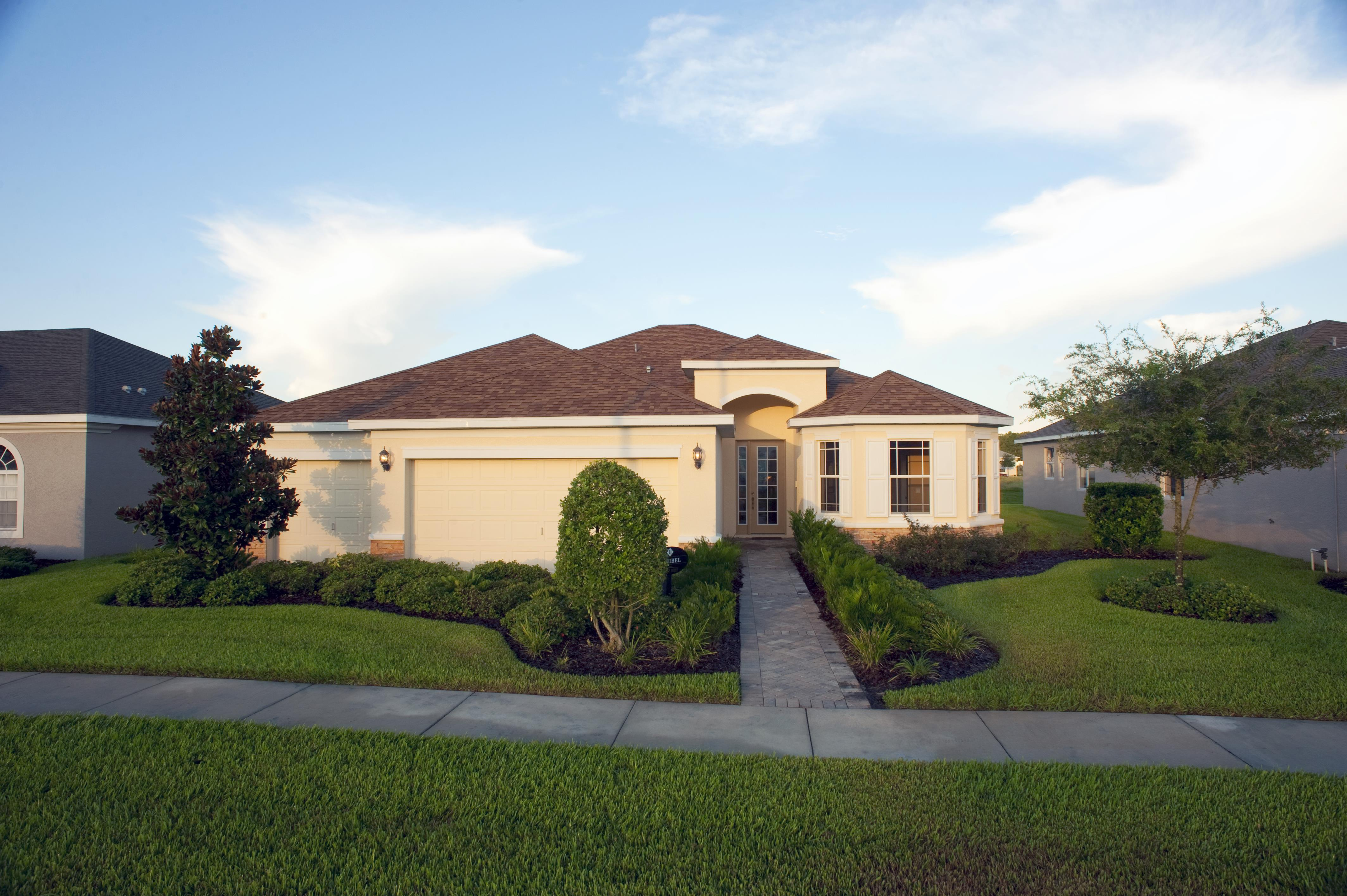New Homes Tampa Bay Florida Pioneer Homes